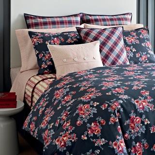 Tommy Hilfiger Rustic Floral 3-piece Cotton Duvet Cover Set