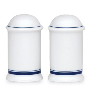 Dansk Christianshavn Blue Salt and Pepper Shakers