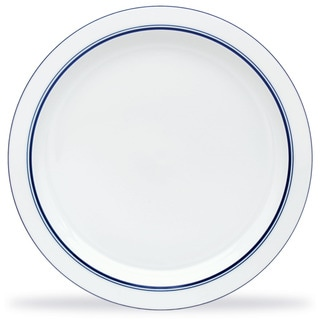 Dansk Christianshavn Blue Dinner Plate