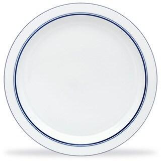 Dansk Christianshavn Blue Dinner Plate  sc 1 st  Overstock & Porcelain Plates For Less | Overstock