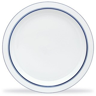 Dansk Christianshavn Blue Dinner Plate  sc 1 st  Overstock.com & Plates For Less | Overstock.com
