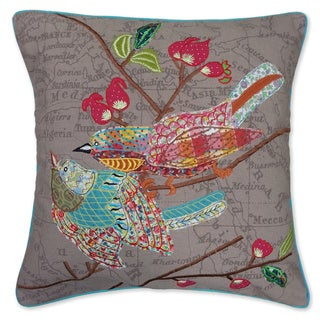Cory Bird Decorative Pillow
