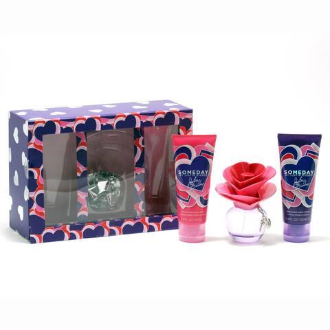 Justin Bieber Someday Women's 3-piece Gift Set