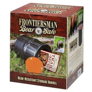 Sabre Frontiersman Bear Resistant Food Container