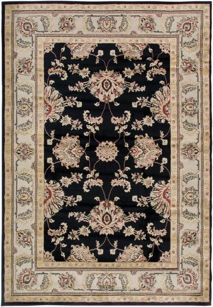 Rizzy Home Bay Side Collection Power-loomed Accent Rug (5'3 x 7'7)