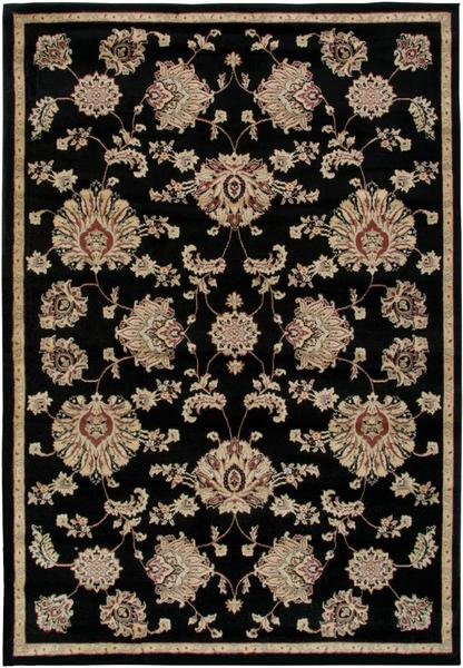 Rizzy Home Bay Side Collection Power-loomed Accent Rug (6'7 x 9'6) - 6'7 x 9'6