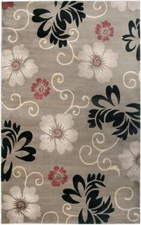 Rizzy Home Bay Side Collection Power-loomed Accent Rug (3'3 x 5'3)