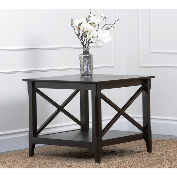 Abbyson Radiance End Table