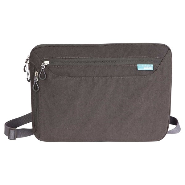 """STM Goods Axis Carrying Case (Sleeve) for 11"""" Netbook - Graphite"""