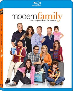 Modern Family: Season 4 (Blu-ray DIsc)
