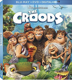 The Croods (Blu-ray/DVD)