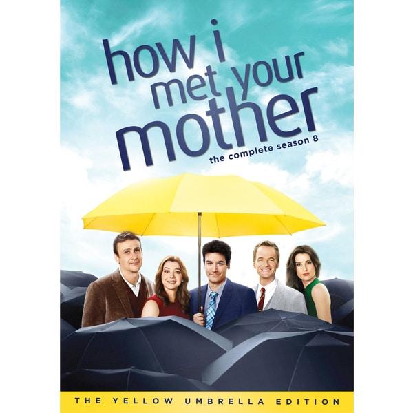 How I Met Your Mother: Season 8 (DVD)
