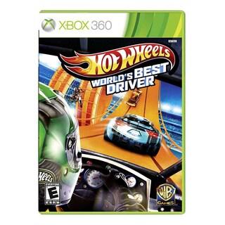 Xbox 360 - Hot Wheels: Worlds Best Driver