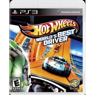 PlayStation 3 - Hot Wheels: Worlds Best Driver