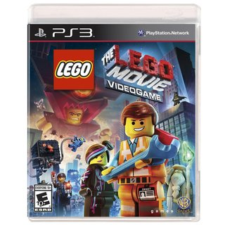 PS3 - The LEGO Movie Videogame