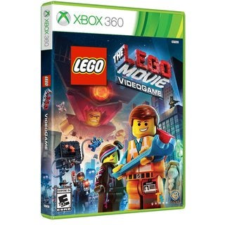 Xbox 360 - The LEGO Movie Videogame