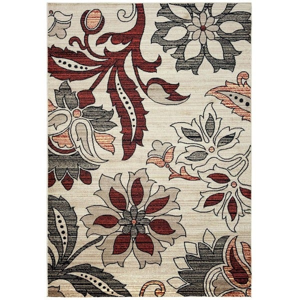 Rizzy Home Bay Side Collection Power-loomed Accent Rug - 9'2 x 12'6