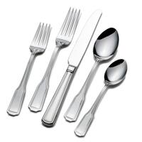 Wallace Home Whitney 45-piece Flatware Set