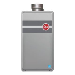 Rheem RTG-84DVLP 8.4 GPM Low NOx Indoor Direct Vent Tankless Propane Water Heater