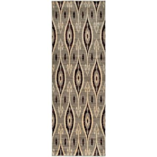 Rizzy Home Bay Side Collection Power-Loomed Accent Rug (2'3'' x 7'7'')
