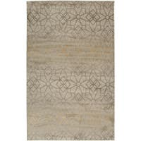 Rizzy Home Bay Side Collection Power-loomed Accent Rug - 7'10 x 10'10