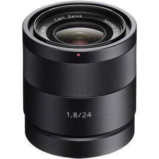 Sony SEL24F18Z 24mm f/1.8 E Mount Carl Zeiss Sonnar Lens