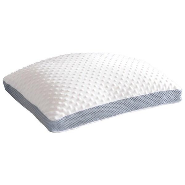 Splendorest Dreamshape Dot Reversible Memory Foam Pillow