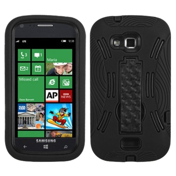 INSTEN Symbiosis Stand Phone Case Cover for Samsung i930 ATIV Odyssey