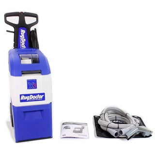 Rug Doctor MightyPro X3 Carpet Cleaning Machine (Refurbished) - Blue