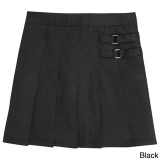 French Toast Girls Two-tab Scooter Skirt