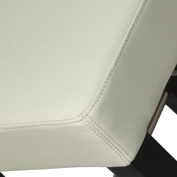 Ideas About Genuine Leather Backless Counter Stools