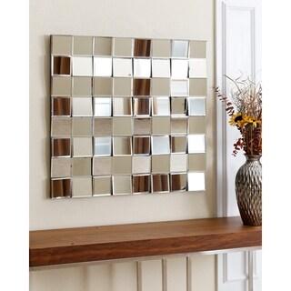 Abbyson Isabella Square Wall Mirror