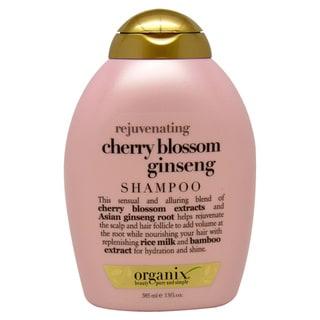 Organix Rejuvenating Cherry Blossom Ginseng Shampoo