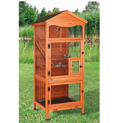"""Trixie Aviary Bird Cage - 71""""h x 32""""w x 31""""d"""