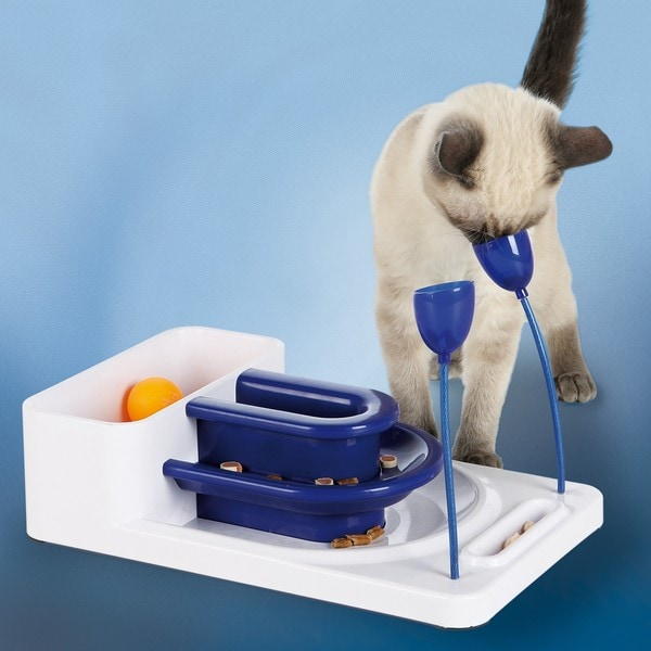 Toys for cats who like to chase