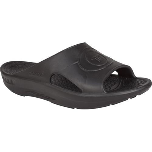 cb06f33f4e1a Shop Men s Telic Slide Midnight Black - Free Shipping On Orders Over  45 -  Overstock - 8268582