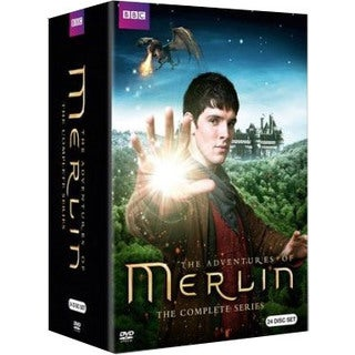 Merlin: The Complete Series (DVD)