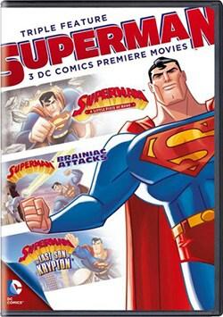 DC Comics Superman Triple Feature (DVD)