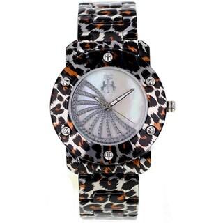 Jivago Women's Feline Watch