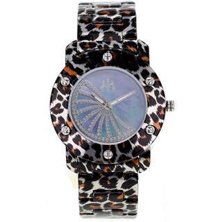 Jivago Women's Casual Feline Watch|https://ak1.ostkcdn.com/images/products/8270701/Jivago-Womens-Casual-Feline-Watch-P15593091.jpg?impolicy=medium