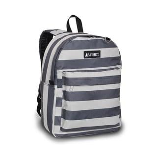 Everest 16.5-inch Stripe Pattern Printed Backpack