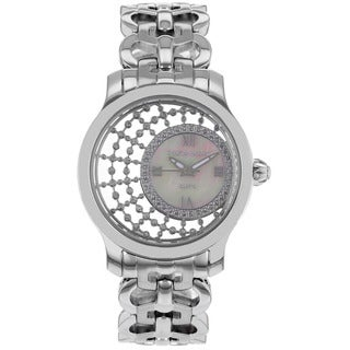 Chistian Van Sant Women's Delicate White-dial Quartz Watch