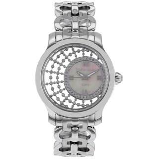 Chistian Van Sant Women's Delicate White-dial Quartz Watch
