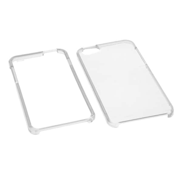 INSTEN Clear Phone Case Cover for Apple iPhone 5 / 5S / SE
