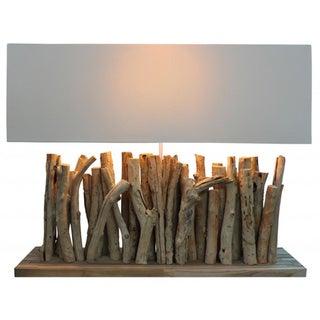 PRIMITIVE TABLE LAMP