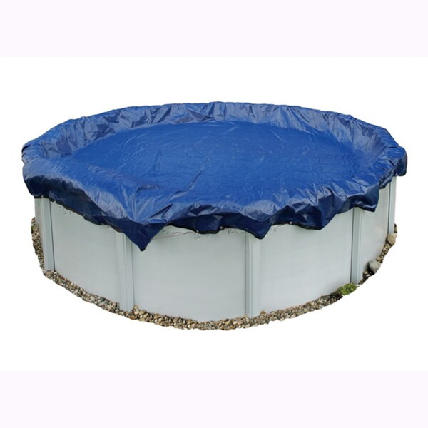 Blue Wave Gold 15-year Round Above-ground Pool Winter Cover
