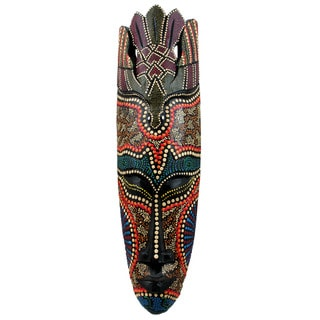 Topang Burung Mask, Handmade in Indonesia