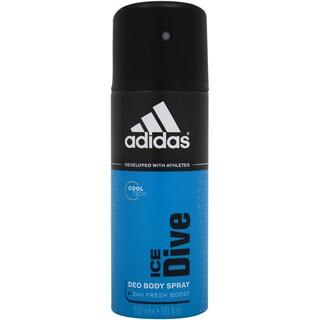 Adidas Ice Dive Men's 5-ounce Deodorant Spray