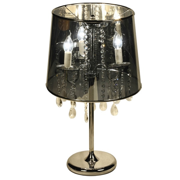 Shop Cabaret Lamp Free Shipping Today Overstockcom - Cabaret table lamps