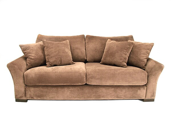 Fairmont Designs Made To Order Isaac Chocolate Sofa
